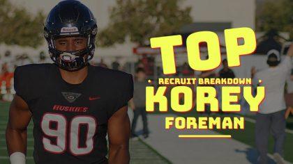 Top Recruit Breakdown: Korey Foreman '21 DE